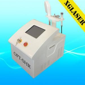 China SHR & SSR OPT Hair Removal SHR equipment 100 / 110V 50 ~ 60HZ 2200W wholesale