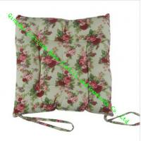 China Soft Upholstered Dining Chair Cushions , PP Cotton Square Floor Cushion 45x45cm wholesale