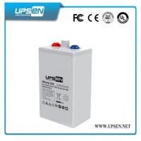 China White Color OPzV Battery 2V 3000Ah more than 1500 Cycles at DOD 80% wholesale