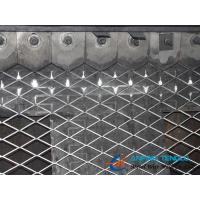 China Flattened Expanded Metal With Material Stainless Steel 304, 316, etc on sale