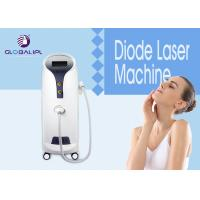 China Non-invasive Permanent Diode Laser Hair Removal Machine Big Spot Fast Depilator wholesale