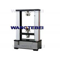 Precise Load Cell Spring Electronic Tensile Testing Machine Up / Down Crosshead