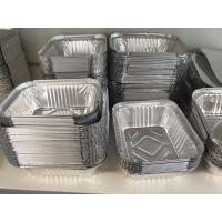 Container prelubricated aluminium foil roll 8006 H24 food contact standard