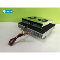 China Air To Air Thermoelectric Conditioner 48V DC / Thermoelectric Air Cooler wholesale
