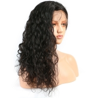 China Lace Front Human Hair Wigs Wavy Lace Front Wigs Human Hair Human Front Lace Wigs wholesale