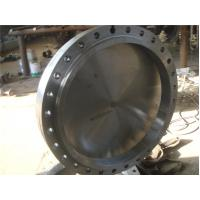 """China Durable 304L Duplex Stainless Steel Pipe Flange Smooth Surface 2500# 1/2"""" - 24"""" B16.5 wholesale"""