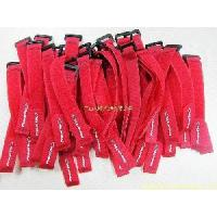China Customized Logo Printed Nylon Reusable Wire Ties wholesale