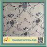China Modern Home Decor Wallpaper Polyester Jacquard Fabric Seamless wholesale