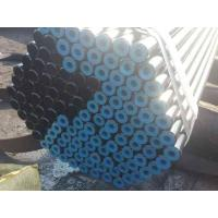 China Carbon Steel Seamless Boiler Tube DIN17175 ST35.8  38 x 3.2 x 2000MM with Bevelled end black coating surface wholesale