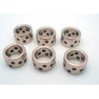 China Solid Lubricant Casting Aluminum Bronze Bearings Bushings ISO 16949 wholesale