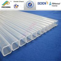 China ChinaFEP rectangle tube, FEP squre tube ,FEP flared tube, FEP capped pipe wholesale
