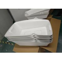 Buy cheap White Color Large Small Thermoforming Vacuum Forming Service Trays For Bike from wholesalers