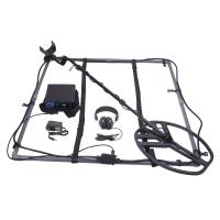 China Pro Underground Deep Search Metal Detector , Gold Digger Treasure For Gold Coins wholesale