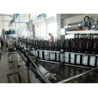 China Grape / Red Wine Production Line Automatic Packing Conveying High Efficiency on sale