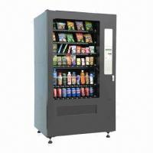 China Snack/bottle compressor cooling refrigerated vending machine, 180 cans/bottles, 75 snacks wholesale