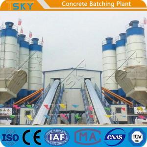 China High Capacity 240m3/h Stationary Batching Plant wholesale