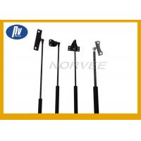 China Black OEM car gas struts , steel gas lift struts with metal eye end fitting wholesale