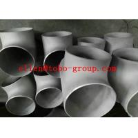 China Astm A403 Wp347 347H Elbow,Tee,Reducer flanged steel pipe fittings on sale