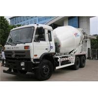 China Dongfeng 6x4 Carbon Steel 10CBM Concrete Mixer Truck For Construction Project wholesale