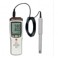 China Handheld Temperature And Humidity Data Logger Plastic ABS  High Precision And Reliability wholesale