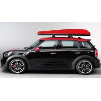 China HA125s Hard Shell Car Roof Tent , Automatic Hard Roof Top Tent Triangle Shaped wholesale