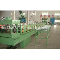 China Good quality Hydraulic Highway Guardrail Forming Machine with Gear Box Drive wholesale