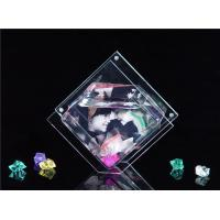 Quality Custom Stylish Acrylic Crystal Fish Tank Aquarium With Picture Frame for sale