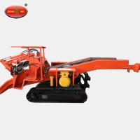 China Muck Loader Price ZWY-80/45L Underground Mining Crawler Mucking Rock Loader wholesale