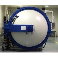 China Autoclave System for Aerospace Composites wholesale