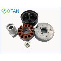 China Air Purification DC Centrifugal Fan Impeller / 12V Brushless Variable Speed Control on sale