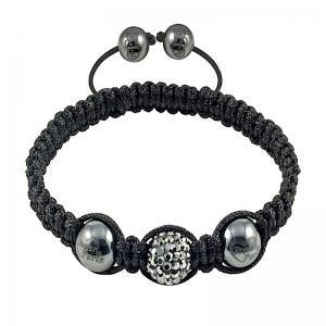 China Crystal Bangle Bracelets CJ-B-124 wholesale
