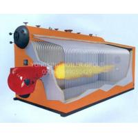 China Double Drum Fire Tube Condensing Boiler Multi - Fuel Oil Fired steam Boiler wholesale
