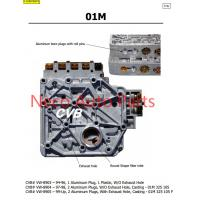 China Auto transmission 01M sdenoid valve body good quality used original parts wholesale