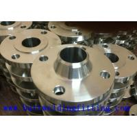 China Discs Parts Forged Steel Flanges ASTM A182 F51 Alloy Steel Pipe Flange wholesale