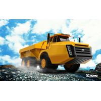 China Yellow Official DAM35U Underground Articulated Dump Truck XCMG 4×2 Diesel 32000kg on sale
