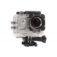 China Silver 1.5 Inch Screen 30FPS Wifi Outdoor Sports Camera Waterproof 30M High Resolution wholesale