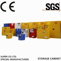 China Chemistry Chemical Storage Cabinets / Flammable Storage Cabinets wholesale