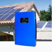 China Solar Power Off Grid Home System Energy Saving  Solar Panels 768Wh, MPPT Dual 2.0 USB-2.0A Charging Function, Blue wholesale