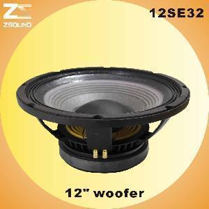 China 12SE32 Woofer Driver (12SE32) wholesale