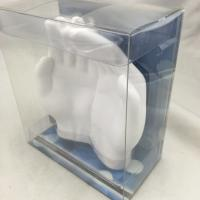 China Flexible Soft Plastic Hand Model White ECO Friendly Resuable With PVC Box wholesale