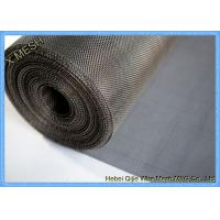 China Dutch Weave 5 Micro 304 Stainless Steel Wire Mesh Cloth Filter Acid Resistant wholesale