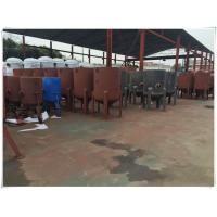 China High Efficient Portable Industrial Sandblasting Equipment Vertical / Horizontal wholesale