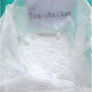 Buy cheap Tamoxifen Citrate Anti Estrogen Steroids Nolvadex Raw Steroids 54965-24-1 product