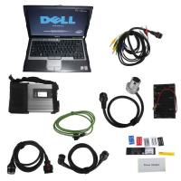 China WIFI V2016.03 MB Star C5 SD Connect Compact C5 with Dell D630 Laptop for Cars and Trucks wholesale