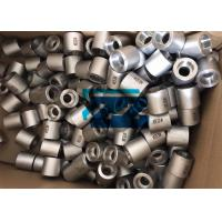 China 304 Stainless Steel Pipe Coupling DN25 Socket Weld Half Coupling ASTM A182 F304 wholesale