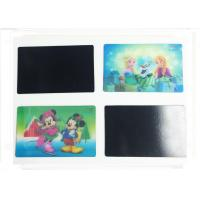 China Disney FAMA 3D Fridge Magnets Professional 0.1mm - 0.6mm Thinkness wholesale