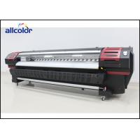 China Solvent Inkjet Printer Crystaljet 4000 Outdoor Printing Machine With Seiko 510 Heads wholesale
