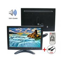 China 10.1 Inch 1280 x 800 High Resolution Multi video input Supported TFT IPS LED monitor wholesale