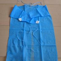 China Chemical Resistant Disposable Surgical Gown Anti Static  Breathable wholesale