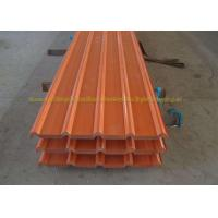 China ASTM A755 Galvanized gi Corrugated Metal Roofing Sheets For Walls Roof wholesale